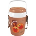 NAYASA PRODUCTS - Nayasa Foodies Brown 4 Containers Lunch Box