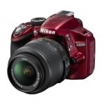 NIKON D3200 KIT with 18-105 LENS