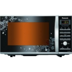 Panasonic  27-Litre Grill Microwave Oven (Silver)