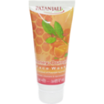 Patanjali Honey Orange Face Wash 60 g
