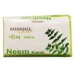 Patanjali Neem Kanti Body Cleanser 75 gm (Pack of 6)