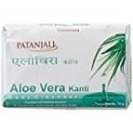 Patanjali Kanti Aloe Vera Body Cleanser Soap, 75g
