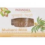 Patanjali Ojas Multani Mitti Body Cleanser, 75g