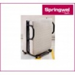 SPRINGWEL MATTRESS - ROLL-AWAY BEDS - 75 X 36CMS