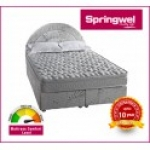 SPRINGWEL  MATTRESS- SPRING MATTRESS - DIVINITY COLLECTION - 72 x 30cms