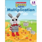 SCholastic Learning Express Level 2 - Multiplication