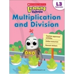 SCholastic Learning Express - Multiplication and Division