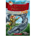 Scholastic - The Dragon Prophecy Book