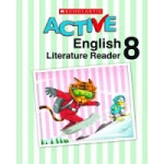 SCholastic Active English Course Book Class - 8