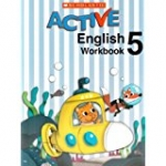Scholastic Active English Workbook-5....Scholastic