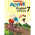 Scholastic Active English Work Book Class - 7