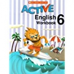 Scholastic Active English Work Book Class - 6