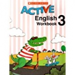 Scholastic Active English Work Book 3