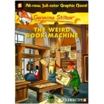 Scholastic Book of  Geronimo Stilton The Weird Book Machine Graphic Book