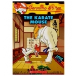 Scholastic Book  - The Karate Mouse Story Book