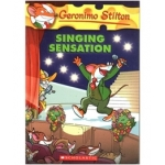 Scholastic - Singing Sensation Story Book