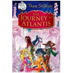 Scholastic - The Journey To Atlantis Book