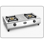SUNFLAME PRODUCTS - Traditional stainless steel cooktops Premium 2B