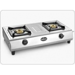 SUNFLAME PRODUCTS - Traditional stainless steel cooktops Excel Cook 2B