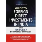 Guide to Foreign Direct Investment in India