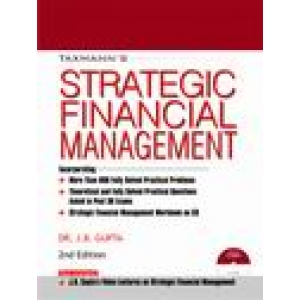 Strategic Financial Management (Book+6 DVDs)