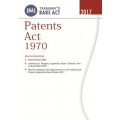 The Taxmann book of Patents Act 1970