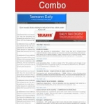 The Taxmann book of Daily Tax & Corporate Laws Digest & Taxmann Daily