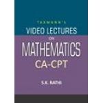 The Taxmann CA-CPT - Video Lectures on Quantitative Aptitude (Mathematics) (Set of 4 DVDs)