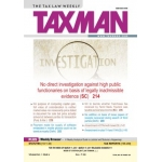 The Taxmann book of Taxman-The Tax Law Weekly with 2 Daily e-Mail Services