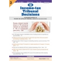 The Taxmann book of Income-tax Tribunal Decisions (Weekly) with 2 Daily e-Mail Services