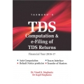 The Taxmann book of TDS Computation and e-Filing of TDS Returns (Single User)