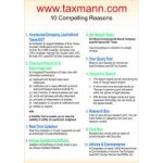 The Taxmann Combo Plan (4 Modules) - Income Tax / Company Law /Indirect Taxes / Indian Acts with daily updates