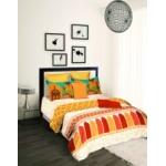 Tangerine Bedsheet