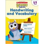 Scholastic Learning Express L1: Handwriting and Vocabulary