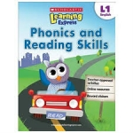 Scholastic Learning Express L1: Phonics and Reading