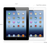 Apple IPAD3; 16GB  Wi-Fi + 4G