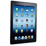 Apple  IPAD 3; 64GB Wi-Fi + 4G