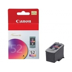 genuine Canon CL-52 Ink Cartridges