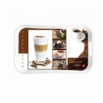 Cello Capri Tray Large - Capuchino