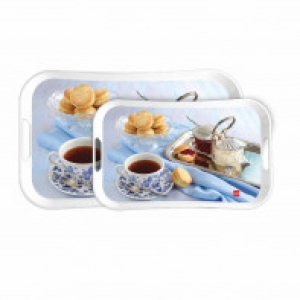 Cello Capri Tray Medium - Tea-Time