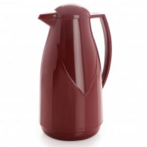 Cello Regent Vacuum Flask (1000 ml) Burgundy