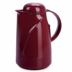 Cello Evita Vacuum Flask Burgundy