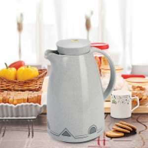Cello Pluto Vacuum Flask Grey