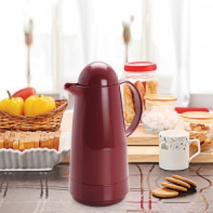 Cello Senorita Vacuum Flask Burgundy