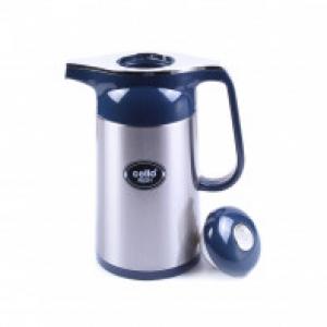 Cello Irish Vacuum Flask Blue