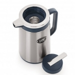 Cello Barista Vacuum Flask Blue