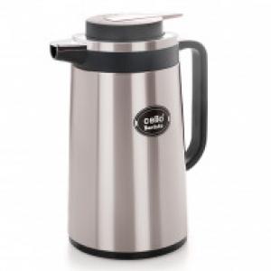 Cello Barista Vacuum Flask Grey