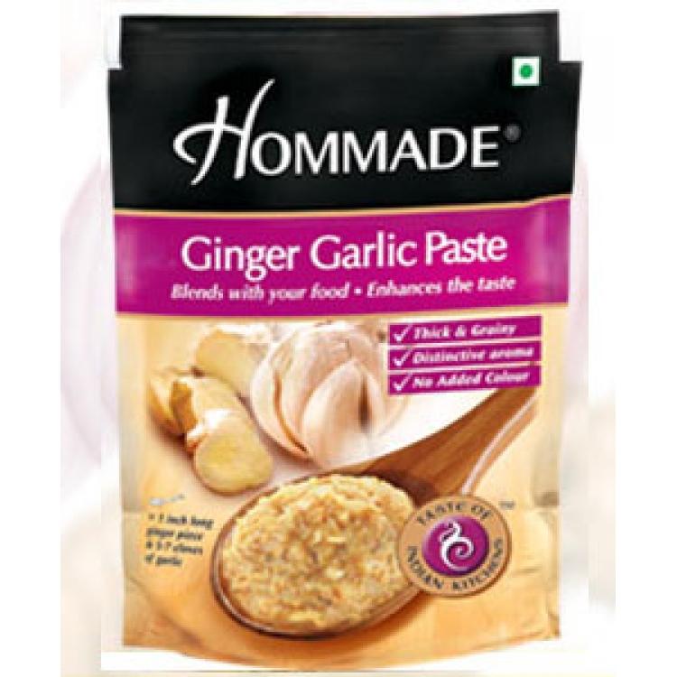 gt Garlic Paste gt Ginger amp Garlic Paste 150g Hampshire Foods