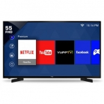 Vu Premium Smart (55) 140 cm Full HD LED TV