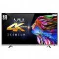 Vu (60) 152 cm Iconium UHD 4K Smart TV